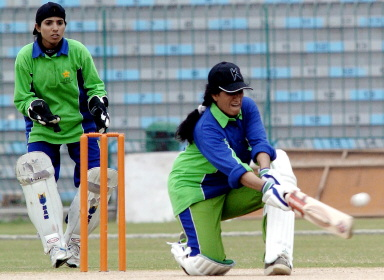 A national cricket tournament for differently-abled girls