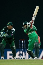 Mushfiqur Rahim played a steady innings