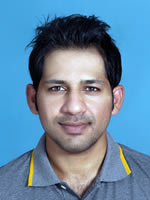 Player Portrait of Sarfraz Ahmed