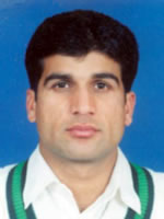 Mohammad Ayub - Player Portrait
